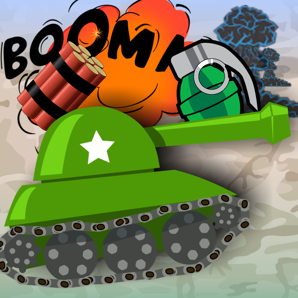 An Angry Tank Wins The War Game by Speed Technology icon